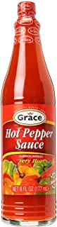 Grace Hot Pepper Sauce 6oz