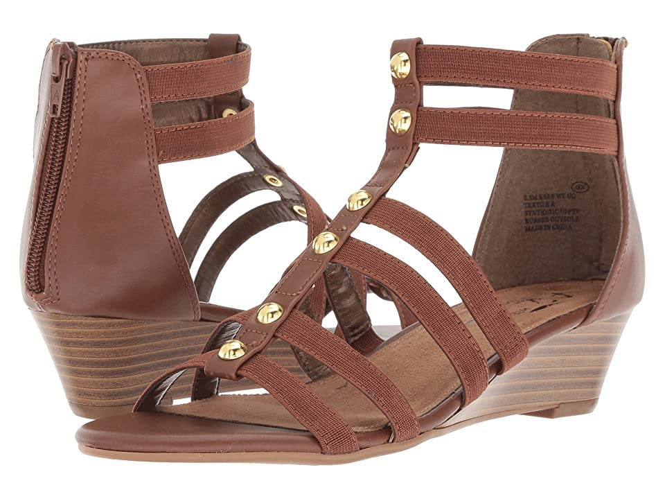 A2 by Aerosoles Here We Go (Dark Tan Combo) Women