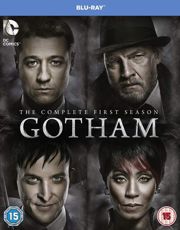 Gotham Season 1 [Edizione: Regno Unito] [Reino Unido]