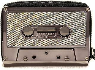 FYDELITY- Retro Cassette Tape Coin Case: CLASSIC | Audio, Vintage, Wallet, Coin Purse, Card Case