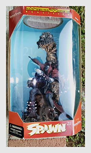 McFarlane Toys Spawn 21 SPAWN7 Box-Set