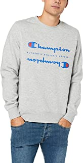 Champion Men's Sporty Crew Pullover Sweat