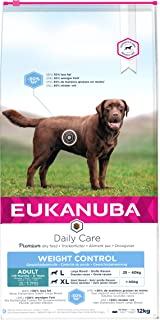 Eukanuba Adulto Control de peso Raza grande Pollo [12 Kg]