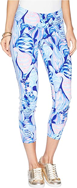 UPF 50+ Luxletic Tamara Weekender Midi Leggings