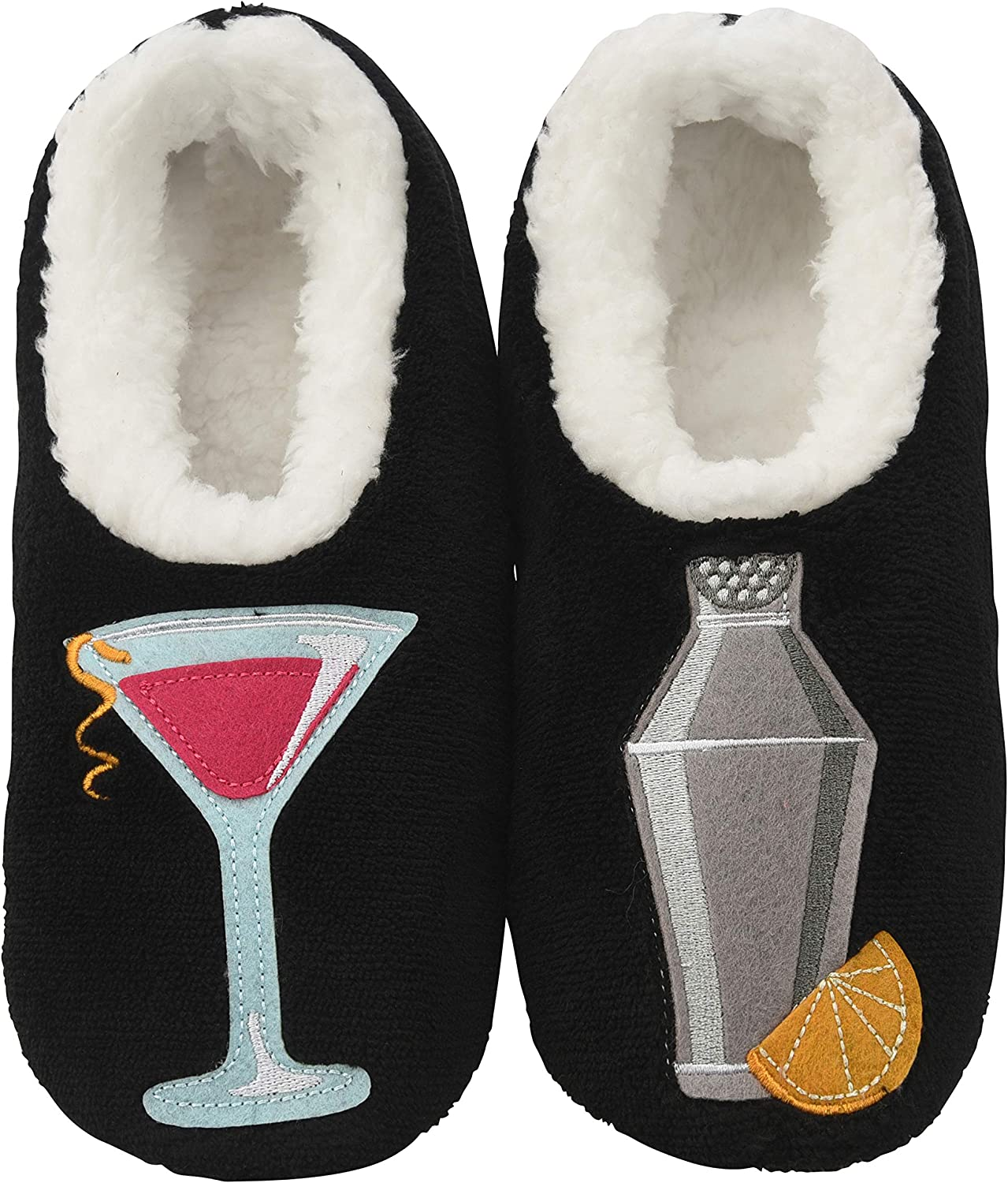 Snoozies Pairables Womens Slippers - House Slippers - Cosmopolitan