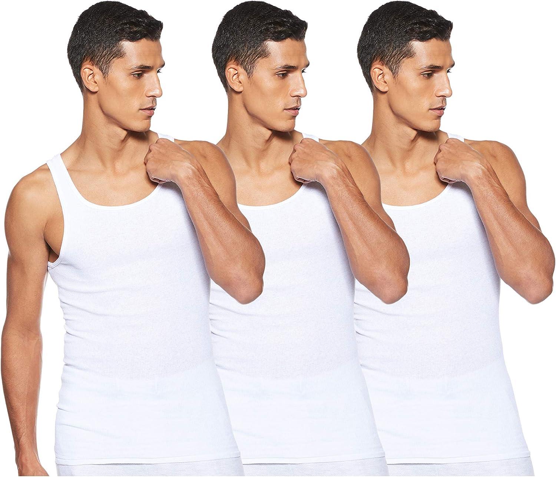 3 PACK VINTAGE 90S MENS HANES UNDERSHIRTS T-SHIRTS COTTON WHITE A SHIRT TANK TOP