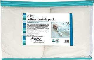 Moonlight Slumber Premium Cotton Air Cover with Zipper