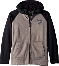 Burton negani fleece true black heather  b25cf61c0
