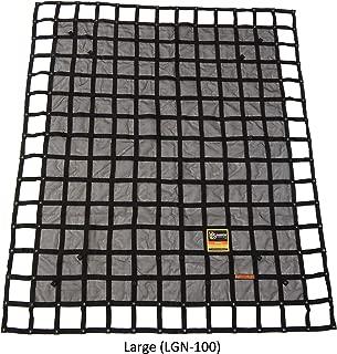 Gladiator Cargo Net - Heavy Duty Truck Cargo Net - Large (LGN-100) 8.75' x 10' ft.