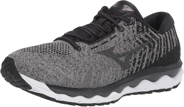 Mizuno Men's New product Wave Sky Waveknit Fort Worth Mall Shoe Running 3