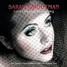 love changes everything lloyd webber