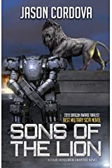 Sons of the Lion (The Omega War Book 11) Kindle Edition