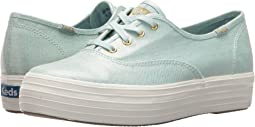 Keds - Triple Metallic Linen