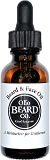 olio skin and beard