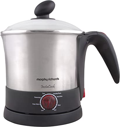 Morphy Richards Voyager 100 0.5-Litre Electric Kettle (White)