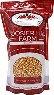 Hoosier Hill Farm Gourmet Popcorn Huge 6 lb. Family Size (Big Mushroom)