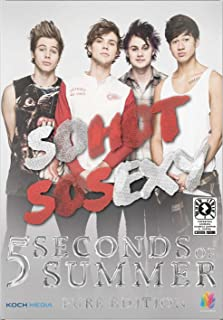 5 Seconds Of Summer - So Hot So Sexy (Dvd+Booklet) [Import italien]
