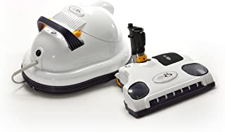 ZeroG F3D Floating Vacuum Deluxe System by AmVac, White