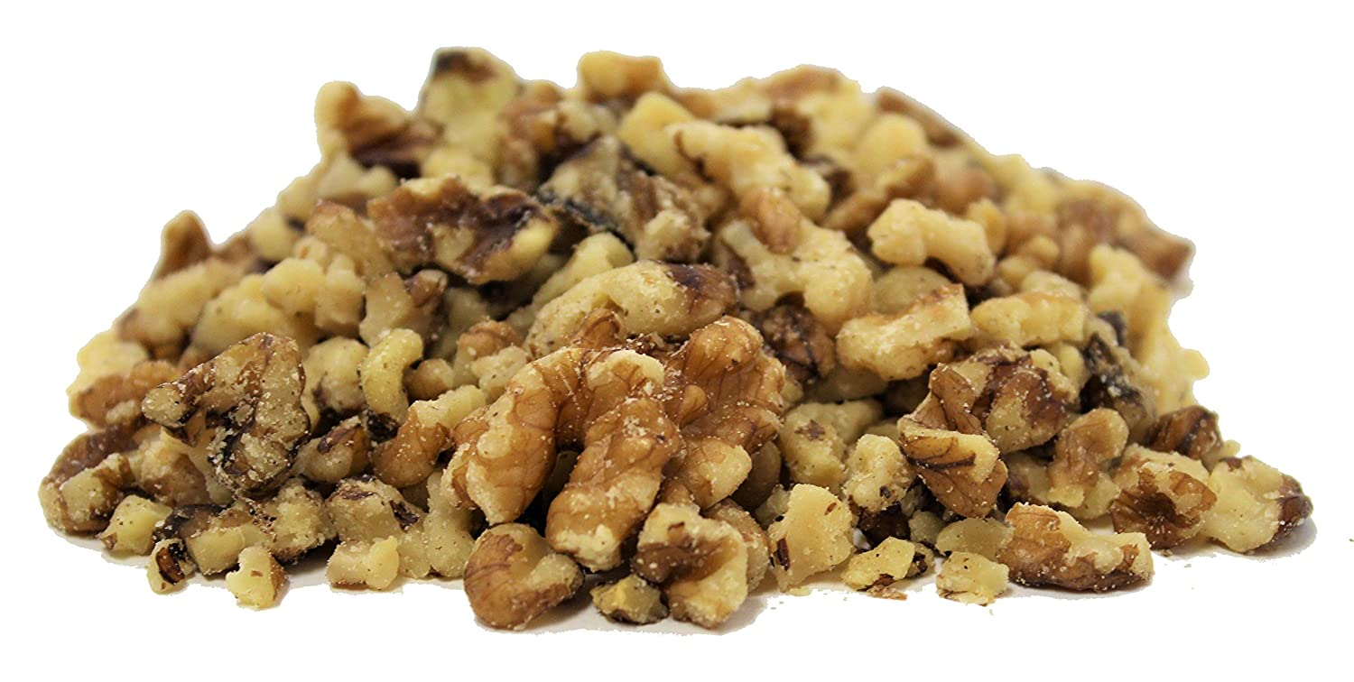 Gourmet Chopped Limited Max 54% OFF Special Price Walnuts by It's Delish 1 16 Oz Bag lb Fresh -