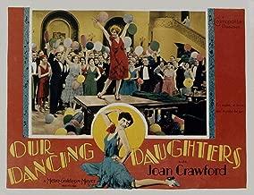 Our Dancing Daughters, Joan Crawford, Johnny Mack Brown, Nils Asther, Dorothy Sebastian, 1 - Premium Movie Poster Reprint 36