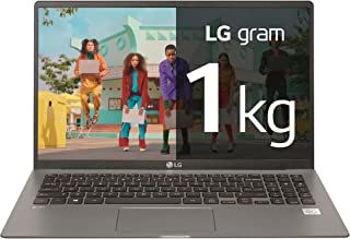 LG gram 15Z90N-V-AA72B - Ordenador portátil ultraligero de 15.6