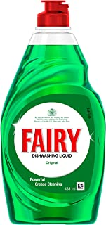 Fairy Washing Up Liquid 433ml, Original