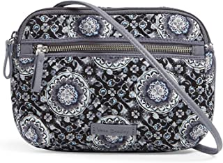 Women's Signature Cotton RFID Little Crossbody Purse