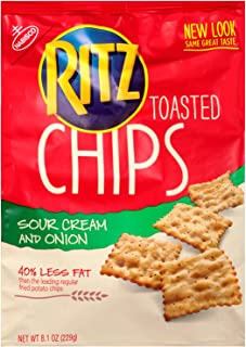 Best ritz sour cream and onion crackers nutrition Reviews