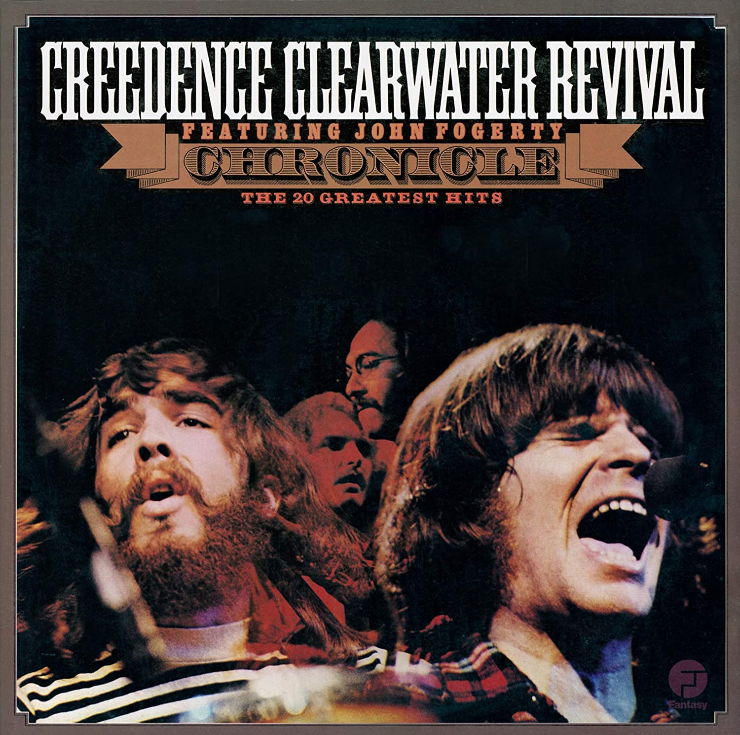 Chronicle 20 Greatest Hits   Creedence Clearwater Revival Amazon ...