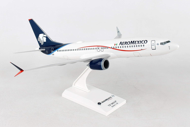 Skymarks Aeromexico Boeing 737 1 SKR958 格安激安 Max8 ギフ_包装 130