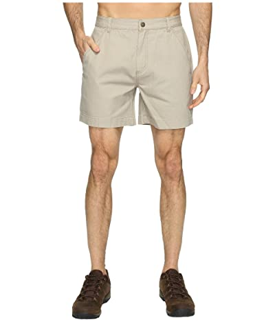 Royal Robbins Billy Goat Shorts (Khaki) Men