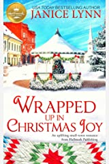 Wrapped Up in Christmas Joy: An uplifting small-town romance from Hallmark Publishing Kindle Edition