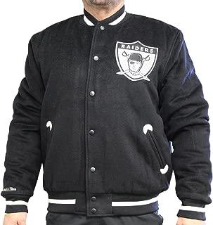 vintage raiders jacket