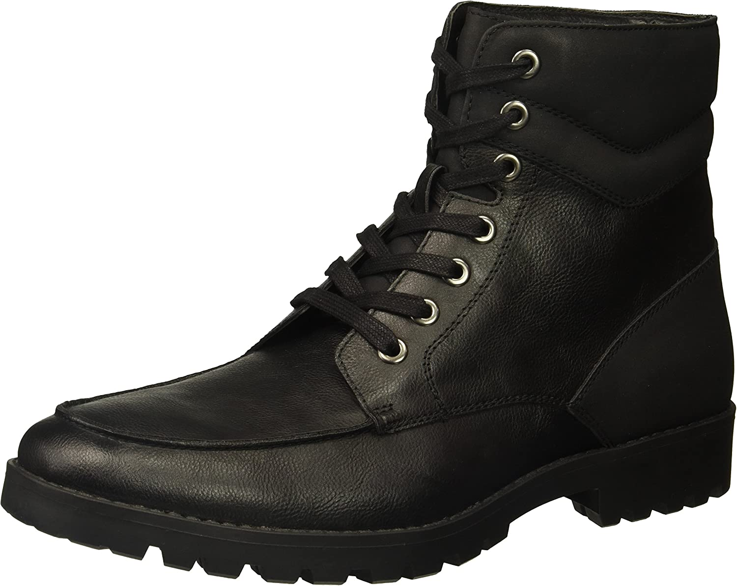 Unlisted by Kenneth Cole Men's Upper Cut Stiefel, schwarz, 11 M US