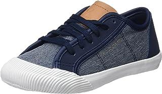 le coq Sportif Deauville GS Craft Dress Blue/Brown Suga, Sneaker Bambino