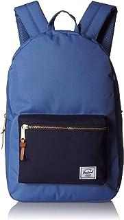 Herschel Settlement Backpack, Riverside/Peacoat, One Size