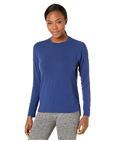 The North Face Workout Long Sleeve (Flag Blue) Women