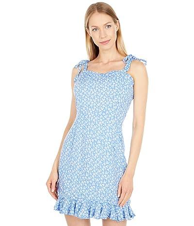 Bardot Ditsy Mini Flip Dress