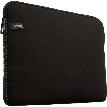 AmazonBasics 15.6-inch Laptop Sleeve - Internal Dimensions - 15 X 0.4 X 11 Inches - Black