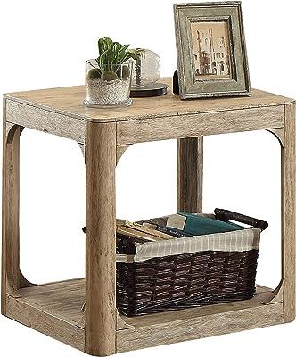Amazon.com: Homfa Mesa auxiliar industrial, mesa auxiliar ...