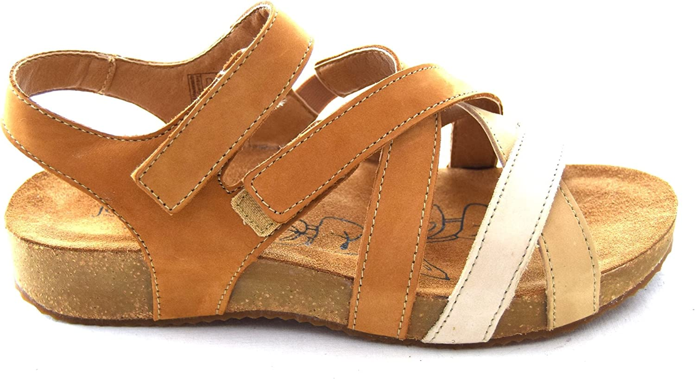 Josef Seibel Tonga 37 Sandals in Tan