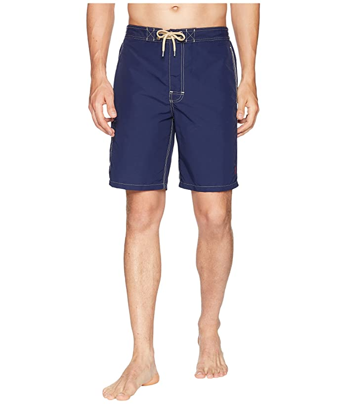 Polo Ralph Lauren Kailua Swim Trunks (Newport Navy) Men