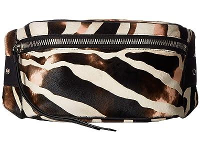 AllSaints Captain Zebra Bumbag (Black) Bags