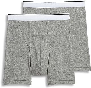 Jockey Men's Underwear Pouch Boxer Brief - 2 Pack