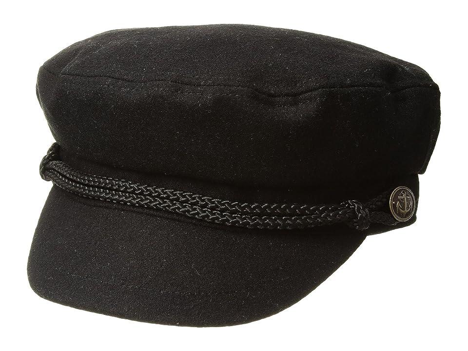 807928133168. San Diego Hat Company - Cabbie w  Braid Trim and Metal Buckle  (Black) Caps. EAN-13 Barcode of UPC 807928125781 c9851c080fd6