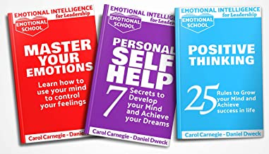 Emotional Intelligence for Leadership: 3 Books in 1 - Master Your Emotions + Personal Self-Help + Positive Thinking - The ...