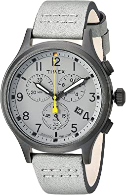 Timex - Allied Chrono Leather