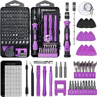 Sponsored Ad - KALAIDUN 138 In 1 Precision Screwdriver Sets Diy Repair Kit, Screwdriver Tool Kit Suitable For Iphones,tabl...