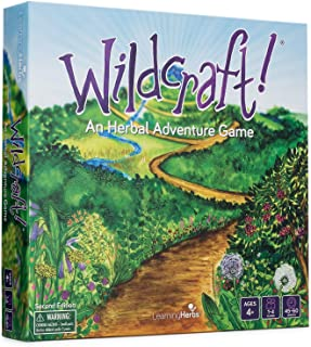 LearningHerbs Wildcraft! An Herbal Adventure Game, a coopera