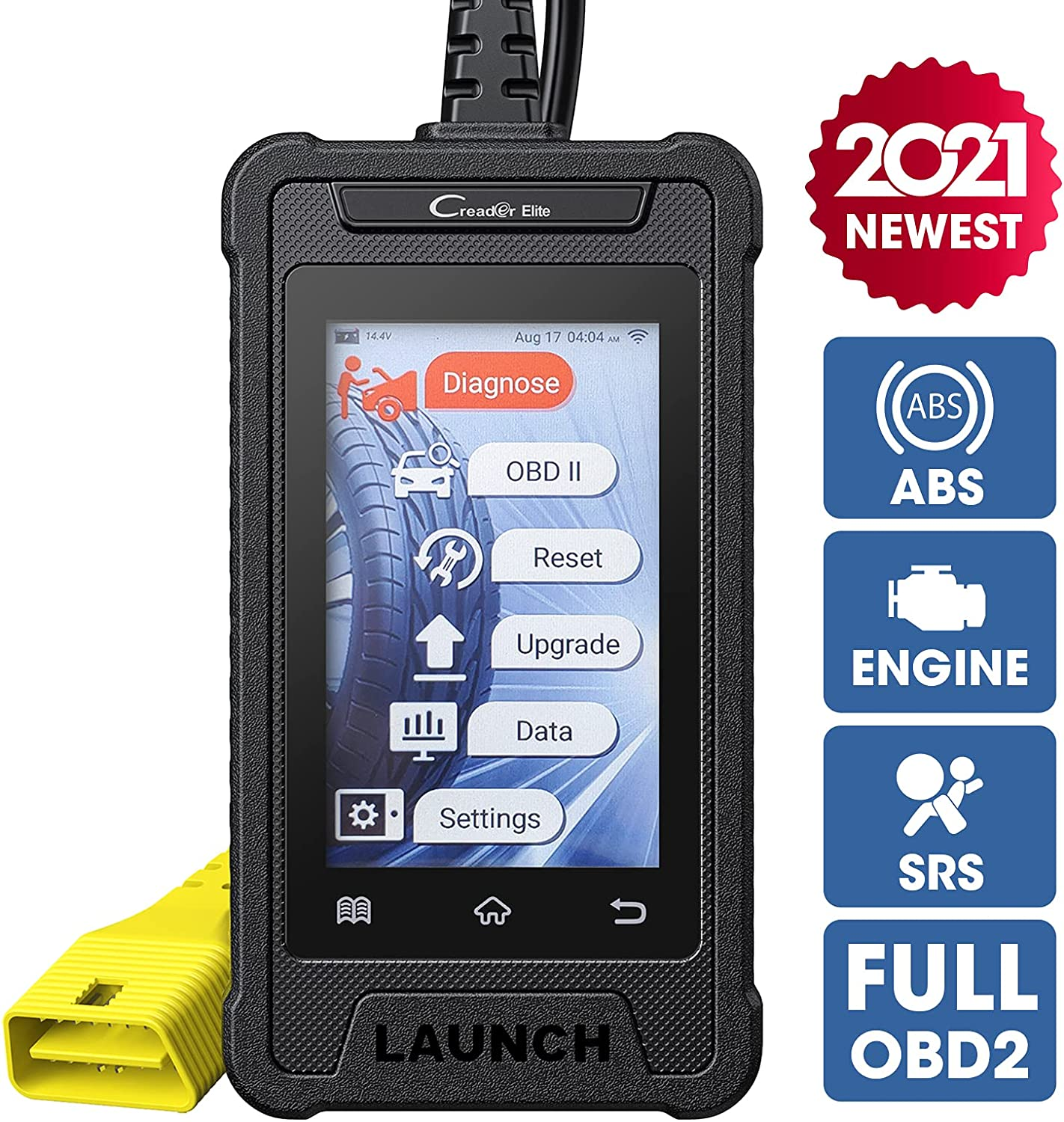 Launch OBD2  CRE300 Scanner Code Reader $83.40 Coupon